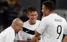 Carlos: Neymar to geniusz