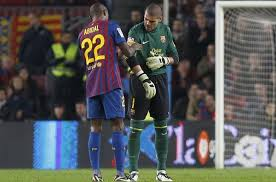 Valdés spotka się z Abidalem w Mónaco