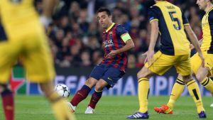 Statystyki z meczu FC Barcelona – Atlético Madryt