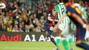 Barça vs Betis gwarancją goli