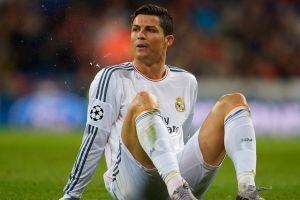Ronaldo nie zagra w finale Pucharu Króla