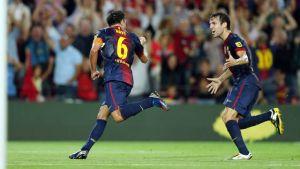 Granada CF – FC Barcelona; Składy