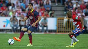 Statystyki z meczu Granada CF – FC Barcelona