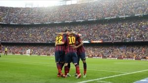 FC Barcelona – Real Madryt; Składy