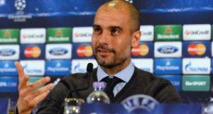 Guardiola: Nie czuję się komfortowo, mówiąc o Barcelonie