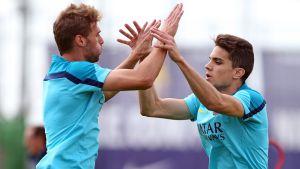 Trening z myślą o Villarreal