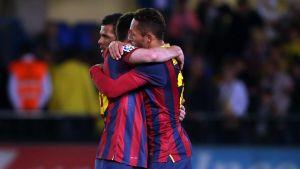 Statystyki z meczu Villarreal CF – FC Barcelona