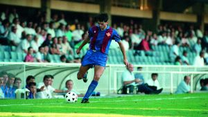 25 lat od debiutów Vilanovy i Guardioli