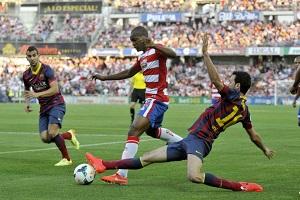 Barça potyka się ponownie o ten sam kamień
