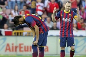 Andrés Iniesta: To jest krok wstecz