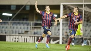 Real Jaén – Barça B: Pozytywna dynamika (0-3)
