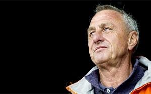 Johan Cruyff staje w obronie Leo Messiego