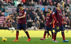 Barça, której już nie ma