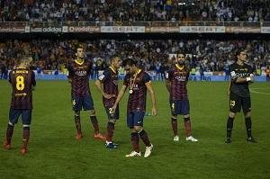 Oceny po meczu: koniec z magią Barçy