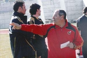 Ginés Meléndez: W Inieście było coś niezwykłego