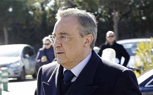 Kondolencje Péreza w imieniu Realu Madryt