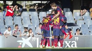 Pozytywnie i do przodu: Barça B – CD Numancia (3-0)