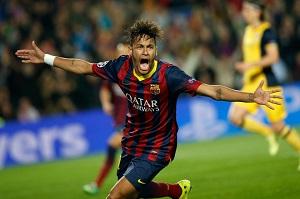 Neymar: Kiedy wchodzę do szatni, czuję się jakbym znalazł się w grze wideo