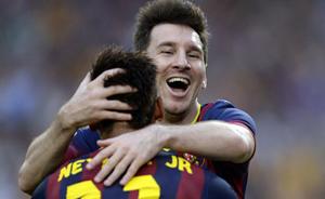 Messi blisko zdobycia 350. gola