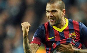 Manchester City chce Alvesa