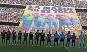 Camp Nou odpowiada FIFA: La Masia jest nietykalna