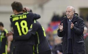 Del Bosque obawia się o konflikt między Barçą a Realem Madryt