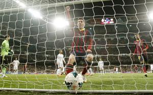 Zły Messi to groźniejszy Messi