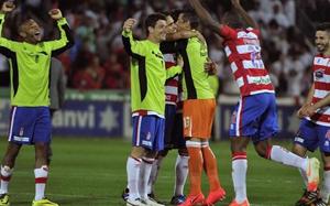 Granada wygrywa z Barçą po 42 latach