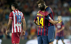 Barça może nie zagrać w Superpucharze