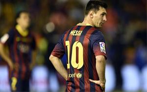 Środowisko Messiego czuje, że Barça chce go sprzedać