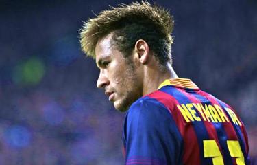 Neymar utrudnia działanie systemu Barcelony