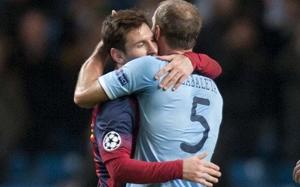 Zabaleta: Messi nie zrobi tego sam