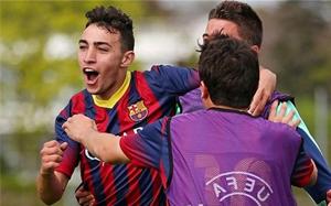 Munir w kadrze na mecz z Las Palmas
