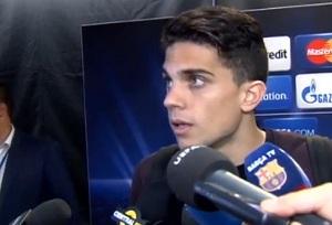 Bartra: Na Calderón jedziemy po wygraną
