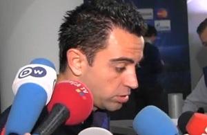 Xavi: Graliśmy na tyle dobrze, aby wygrać