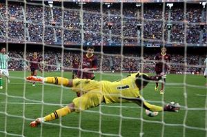 Messi – 351 goli dla Barçy
