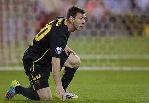 Messi przebiegł niewiele więcej niż Pinto