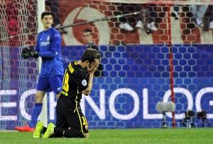 Barça bez siódmego półfinału z rzędu