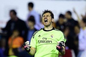 Casillas: Gratuluję Barcelonie