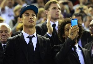 Cristiano Ronaldo: Byliśmy lepsi