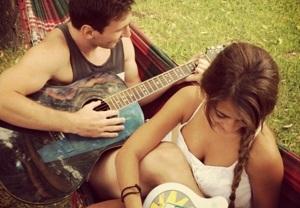 Messi: Gitara mnie relaksuje