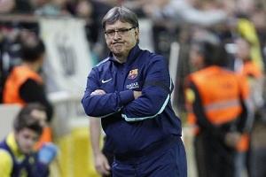 Tata Martino: To jest smutny weekend dla Barçy