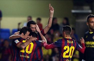 Remontada w cieniu żałoby: Villarreal CF – FC Barcelona 2:3