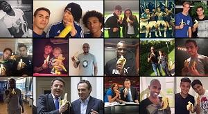 Alves łączy świat sportu przeciwko rasizmowi