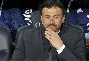 Efectivament: Luis Enrique trenerem Barçy