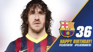 Puyol: 36 lat, 15. rok w Barçy