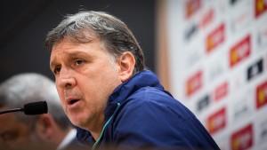 Martino skoncentrowany na Pucharze Króla