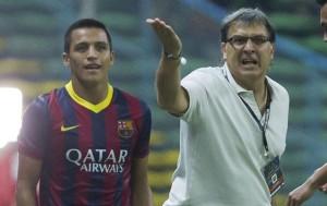 Alexis zaprzecza, że pokłócił się z Martino