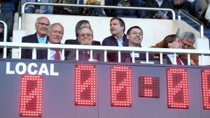 Bartomeu: Messi zostanie w Barçy