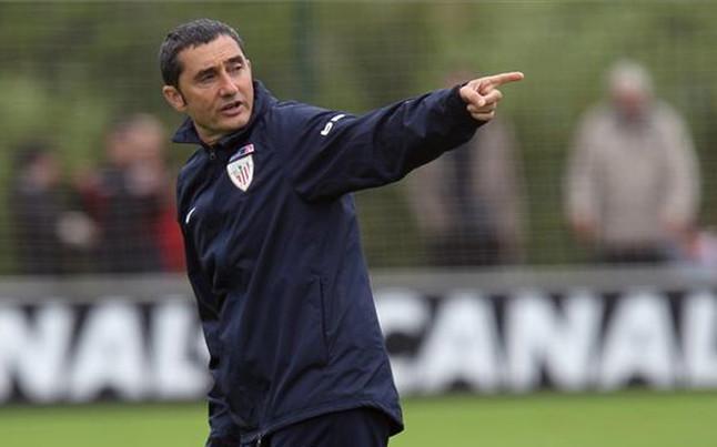 Valverde: Mam kontrakt z Athletikiem